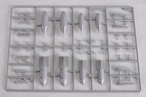 Myśliwiec Messerschmitt Me262 A-2a model_do_sklejania_trumpeter_02236_image_19-image_Trumpeter_02236_3