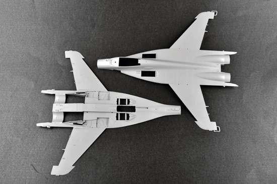 Model myśliwca MiG-29A Fulcrum w skali 1:32 do sklejania, Trumpeter_03223_image_10