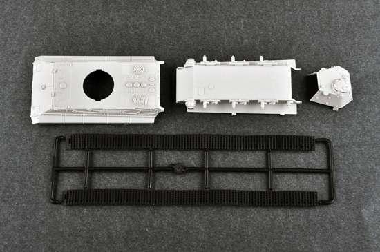 Trumpeter 07123 w skali 1:72 - model E-50 50-75 tons - Standardpanzer do sklejania - image d