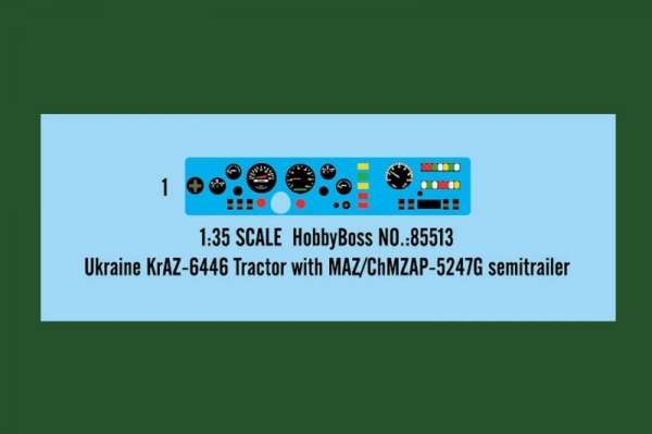 model_plastikowy_do_sklejania_hobby_boss_85513_ukraine_kraz_6446_tractor_with_maz_sklep_modelarski_modeledo_image_4