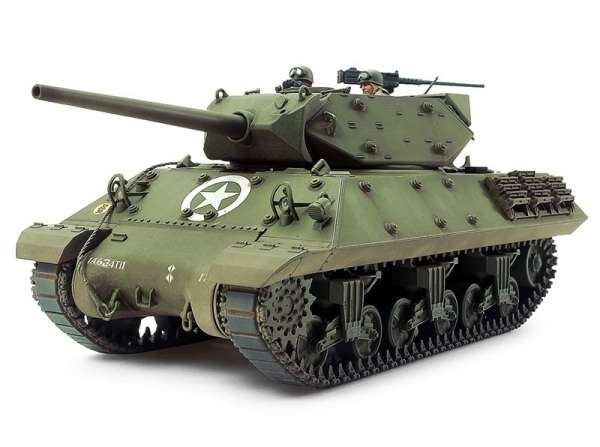 Tank destroyer M10 Wolverine