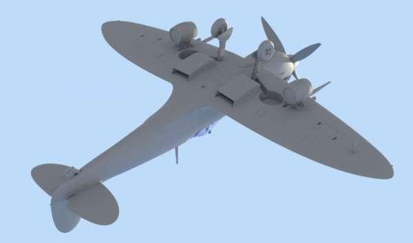 ICM 48060 w skali 1:48 - model Spitfire Mk.IXC Beer Delivery do sklejania - image a