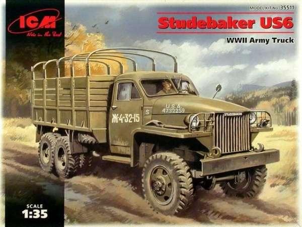 American truck Studebaker 1/35 - ICM 35511