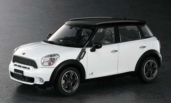 Sklejony model samochodu Mini Cooper S - Hasegawa nr CD21