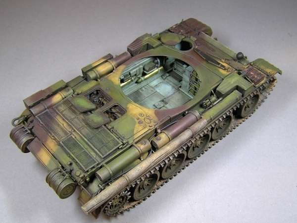 MiniArt 37003 T-54-1 Soviet Medium Tank /Interior