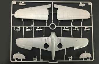 Curtiss Tomahawk Mk.IIB Fighter - Bronco FB4007