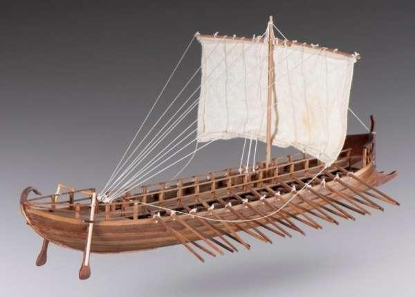 model_drewniany_do_sklejania_dusek_d001_greek_bireme_hobby_shop_modeledo_image_1-image_Dusek Ship Kits_D001_1