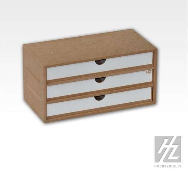 Modułowy szufladkowy organizer - Hobby Zone OM02a