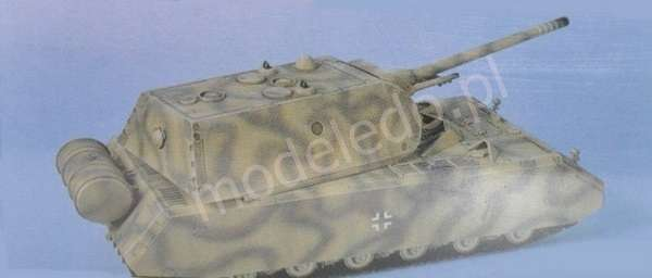 Model Dragon 6007 German Heavy Tank Maus