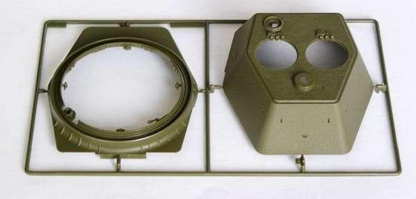 Trumpeter 00903 w skali 1:16 - model Soviet Tank T34/76 model 1943 - image o