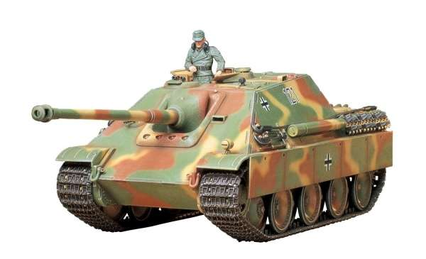 Tamiya 35203 German Tank Destroyer Jagdpanther Late Version