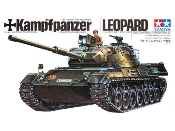 model_do_sklejania_tamiya_35064_west_german_tank_leopard_sklep_modelarski_modeledo_image_1-image_Tamiya_35064_1