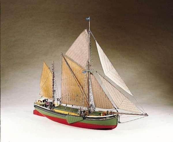 Drewniany model statku Will Everard Billing Boats BB601 - image_1
