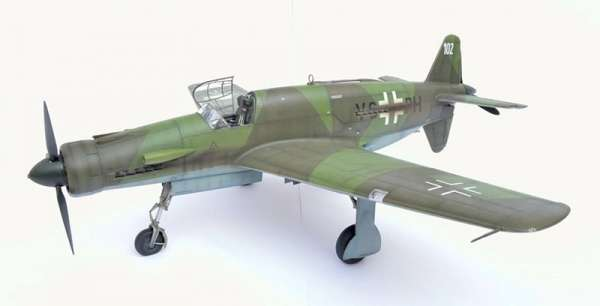 Dornier Do 335 A Fighter - Bomber skala 1-32
