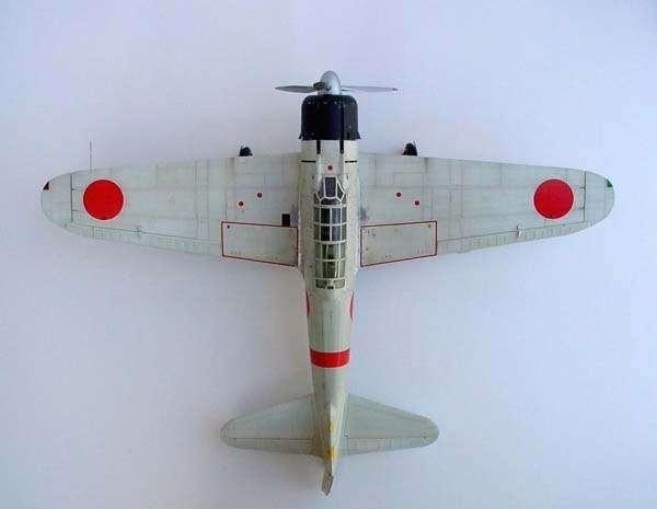 Model Mitsubishi A6M2b Zero 02405 Trumpeter