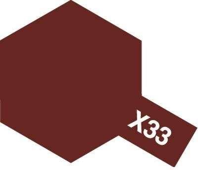 X-33 Bronze 23ml Tamiya 81033
