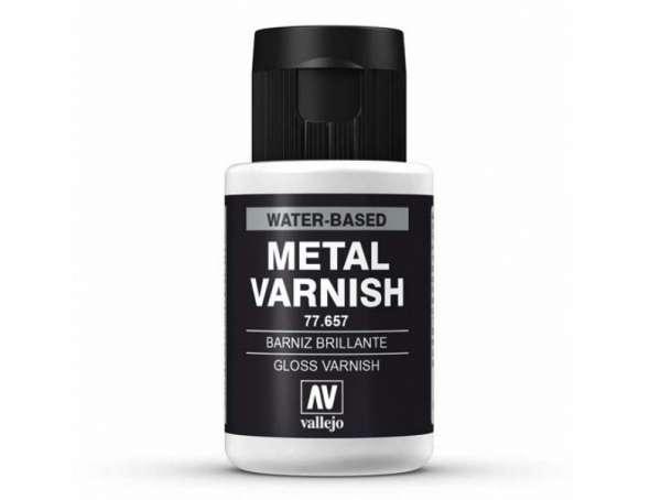 Vallejo 77657 Metal Gloss Varnish