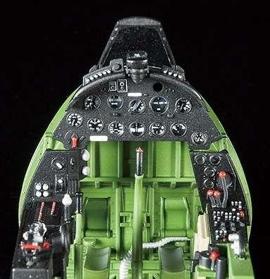 Tamiya 60327 Vought F4U-1D Corsair