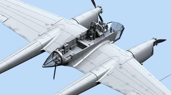 ICM 72291 Fw 189A-1
